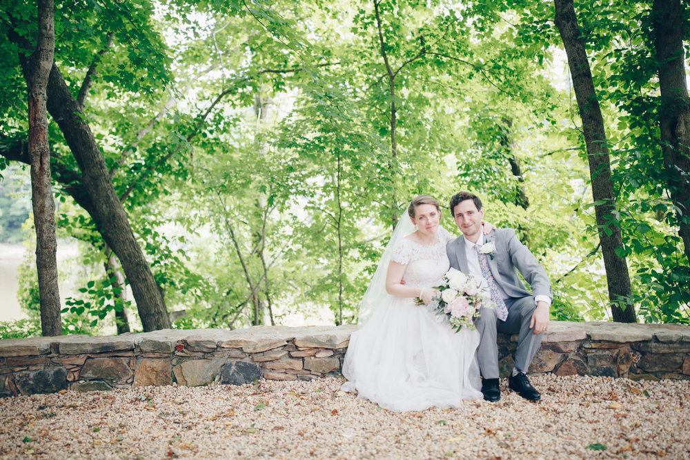 Aileen & Max | DC & Virginia Wedding Photographer | Maral Noori Photography | Haw River Ballroom