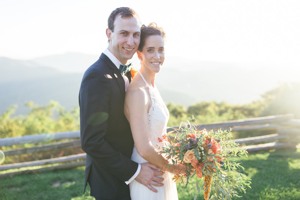 Wintergreen Resort Wedding | Maral Noori Photography | Charlottesville Virginia Wedding Photographer