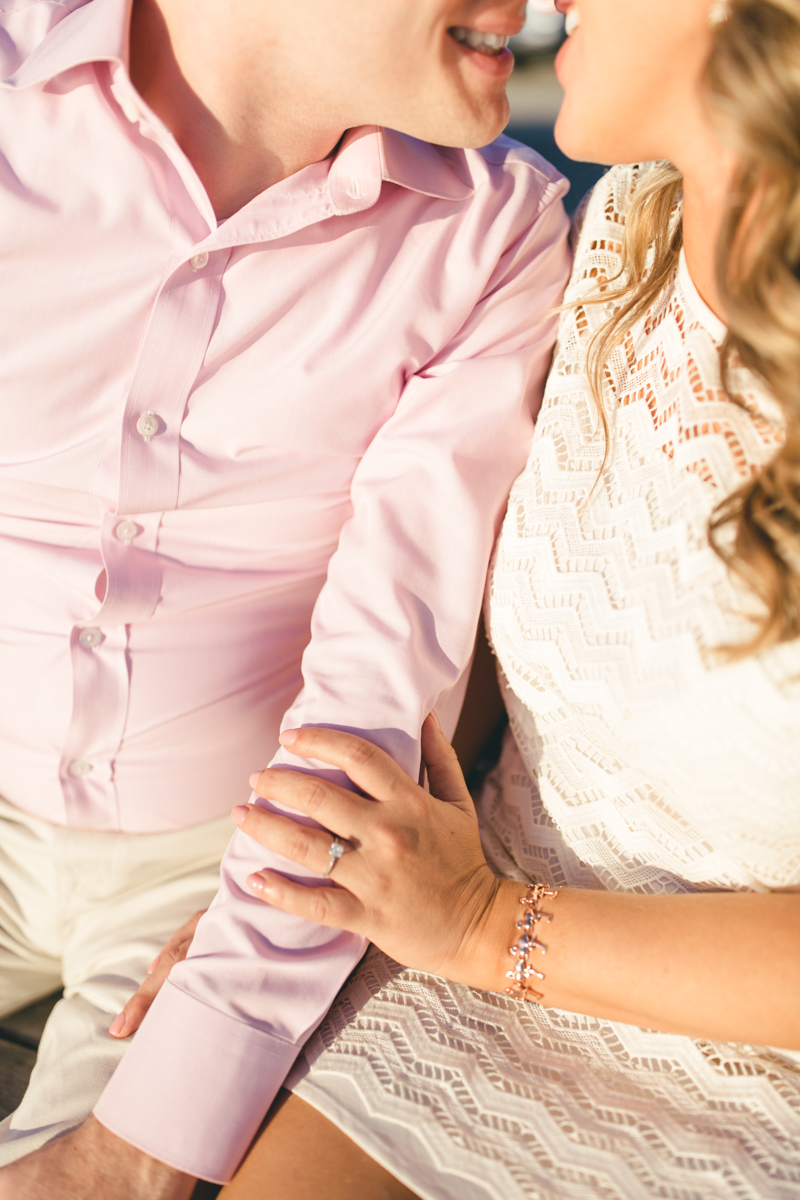 Solomons Island Engagement Session | Maral Noori Photography | Maryland Wedding Photographer |