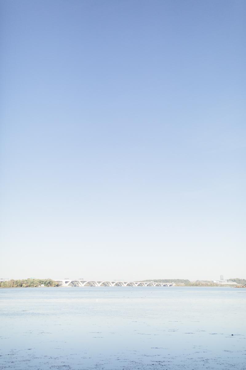 Alexandria Maternity Photographer | Maral Noori Photography | Fall Belle Haven Park