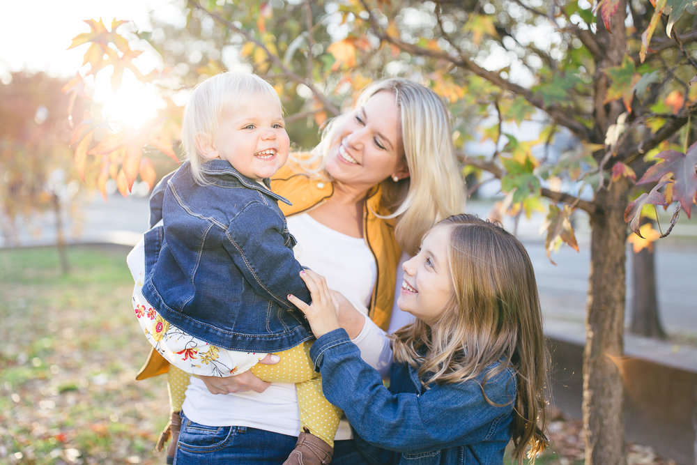 Fall Family Session | Bay Area Portrait Photographer