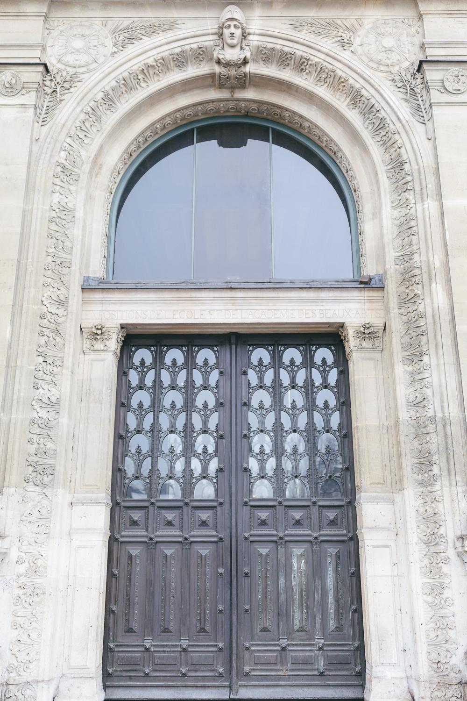 Paris, France Travel Blog | Tips | Tricks | Prints | Maral Noori Photography | Door