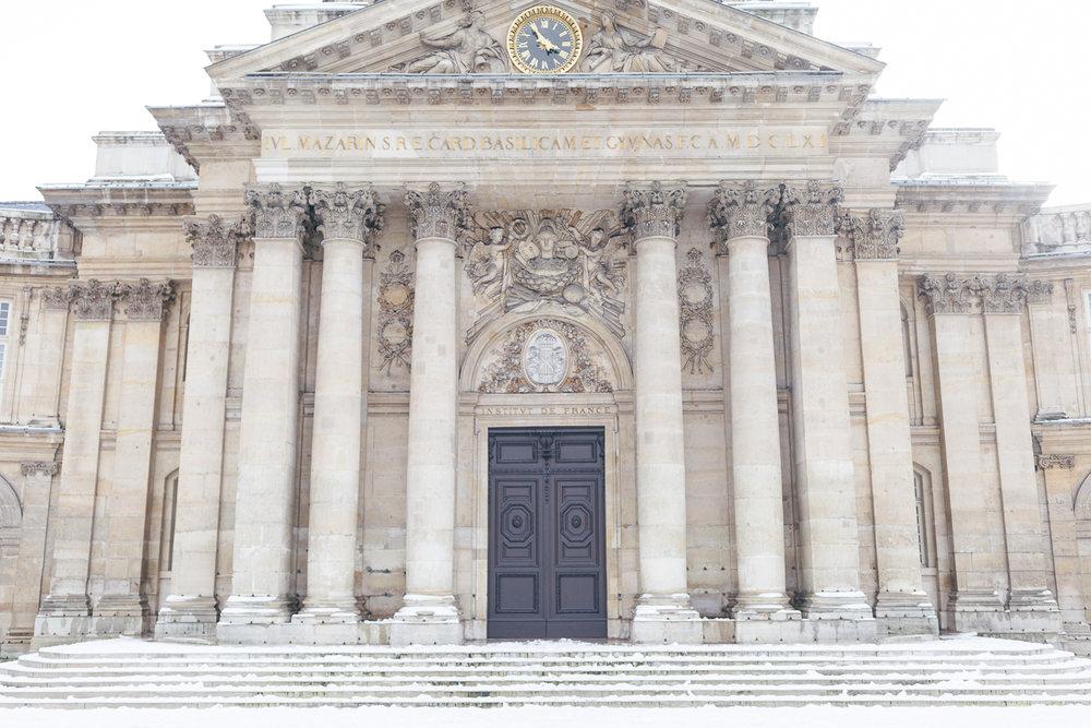 Paris, France Travel Blog | Tips | Tricks | Prints | Maral Noori Photography | Institute de France