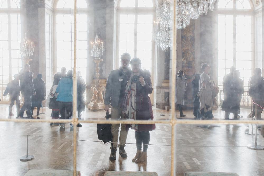 Maral Noori Photography | Versailles Palace, France | Travel Tips and Blog | Hall of Mirrors