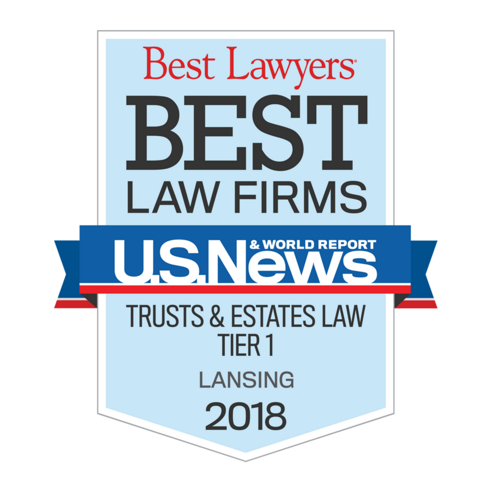 Best Law Firms 2018 Trusts & Estates Law