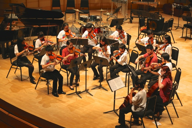Photo: Summer Music Institute