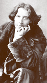 Oscar Wilde Photo: Napoleon Sarony