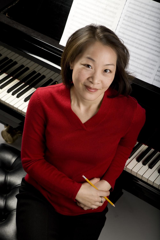 Composer Dorothy Chang.