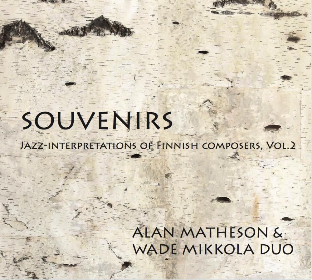 Souvenirs Alan Matheson CD.png