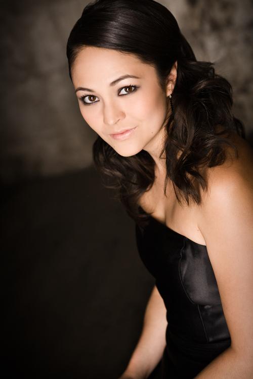 Alumna Debi Wong (BMus '08)
