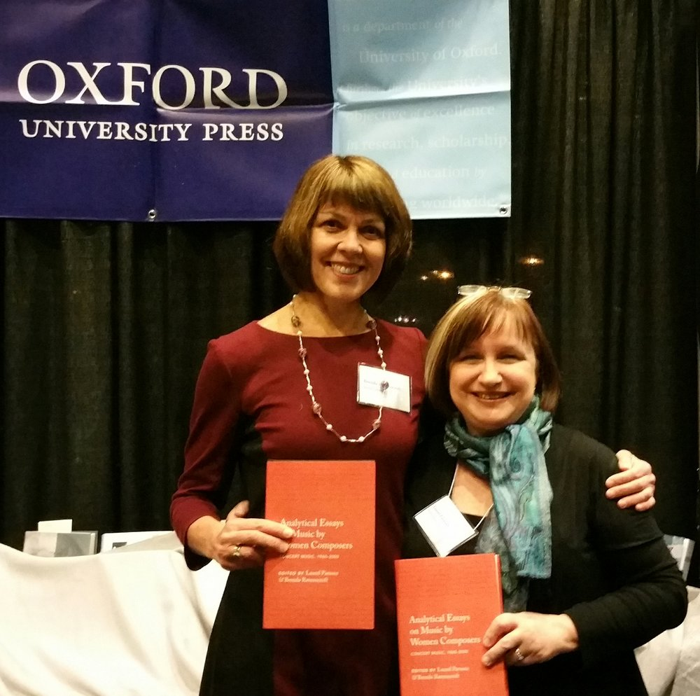 Dr. Laurel Parsons (right) and Dr. Brenda Ravenscroft (left)