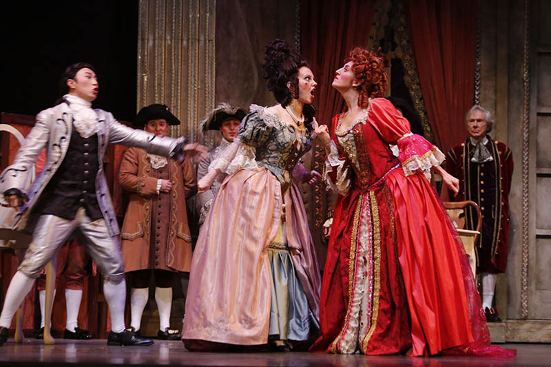 La Cenerentola premiered in February at the Chan Centre for the Performing Arts.  Photo: Tim Matheson