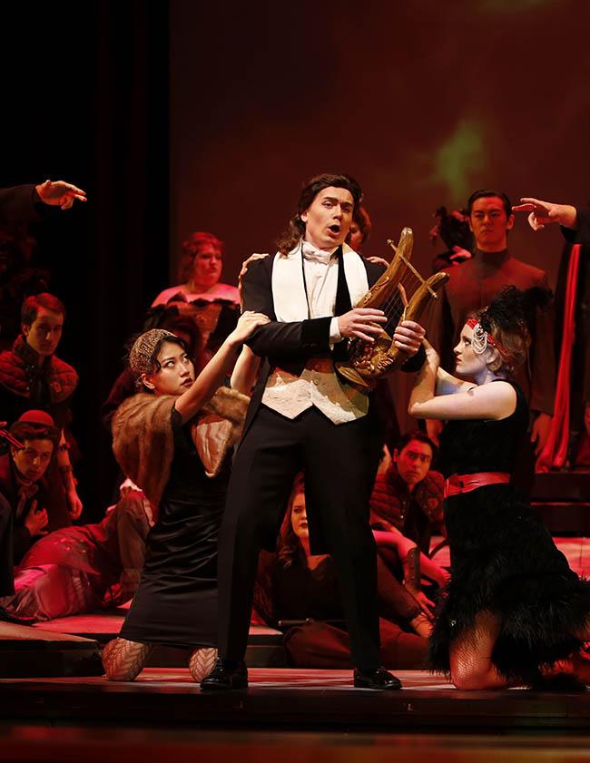Tim Matheson/UBC Opera