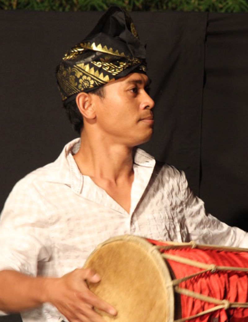 Balinese composer Dewa Alit