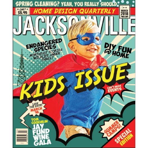 Jax Mag Kids Issue March 2018