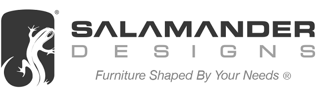 SALAMANDER DESIGNS As an industry leader, we produce specialized AV furniture and accessories that are designed for professional Integrators and Audiophiles.  Our products are engineered specifically for their intended purpose and comply with industry standards such as UL and EIA compliance.
