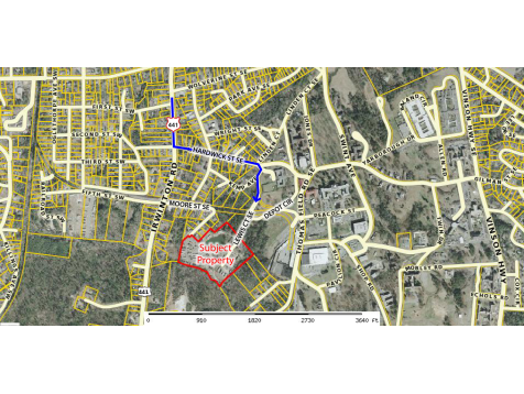261 Lewis Ct. SE, Milledgeville, GA  31061