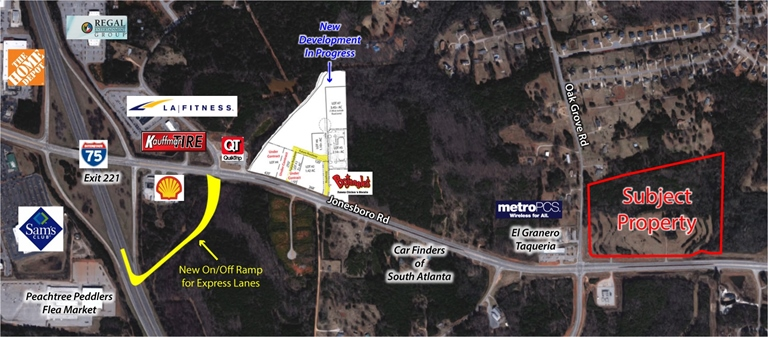 982 Jonesboro Rd., McDoungh, GA 30253
