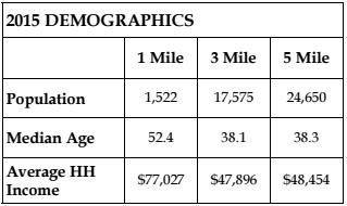2015 Dublin Demographics