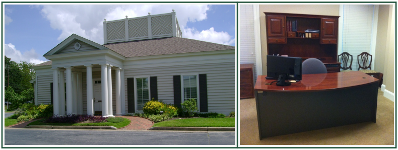 Executive Suite available for Lease by Trip Wilhoit & Patty Burns, Fickling & Co.