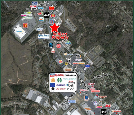 1.4 acres for sale in Milledgeville by Trip Wilhoit & Patty Burns, Fickling & Co.