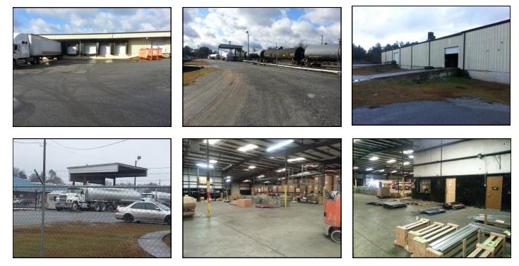 465 Albert Street, Macon, GA For Sale 100% Distribution Center