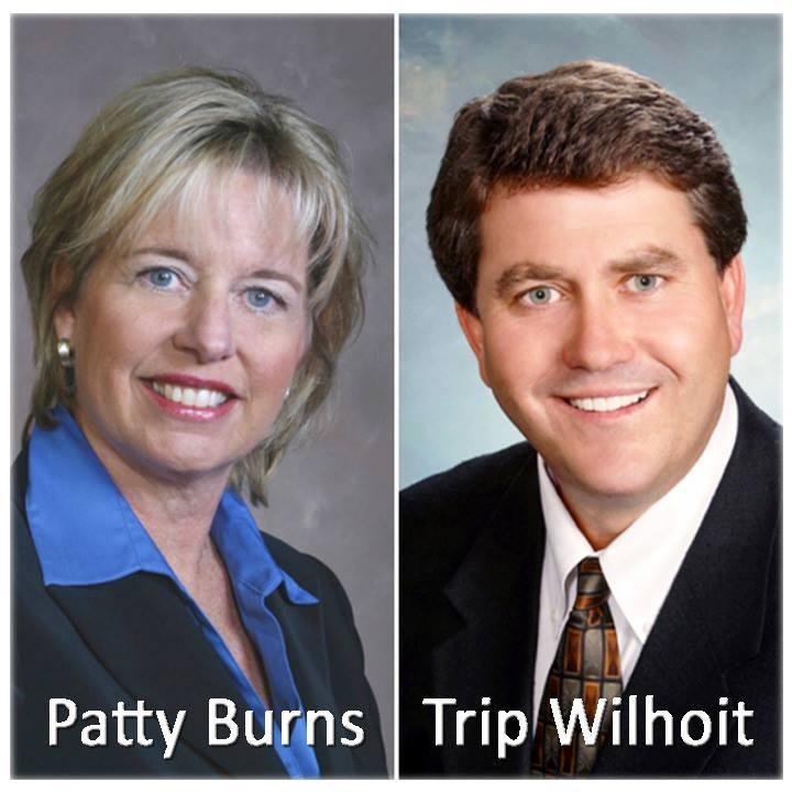 Trip Wilhoit & Patty Burns, Fickling & Co.