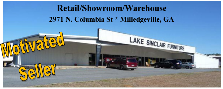 2971 N Columbia St MIlledgeville, GA