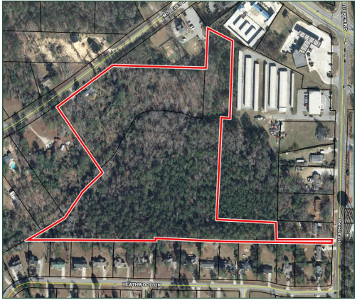 18.35 Acres For Sale Macon GA | GeorgiaCommercialRealEstate.net