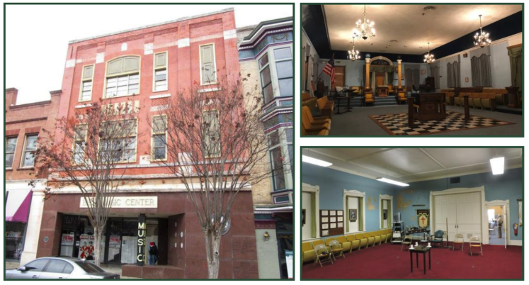 Downtown Macon Building For Sale | GeorgiaCommercialRealEstate.net