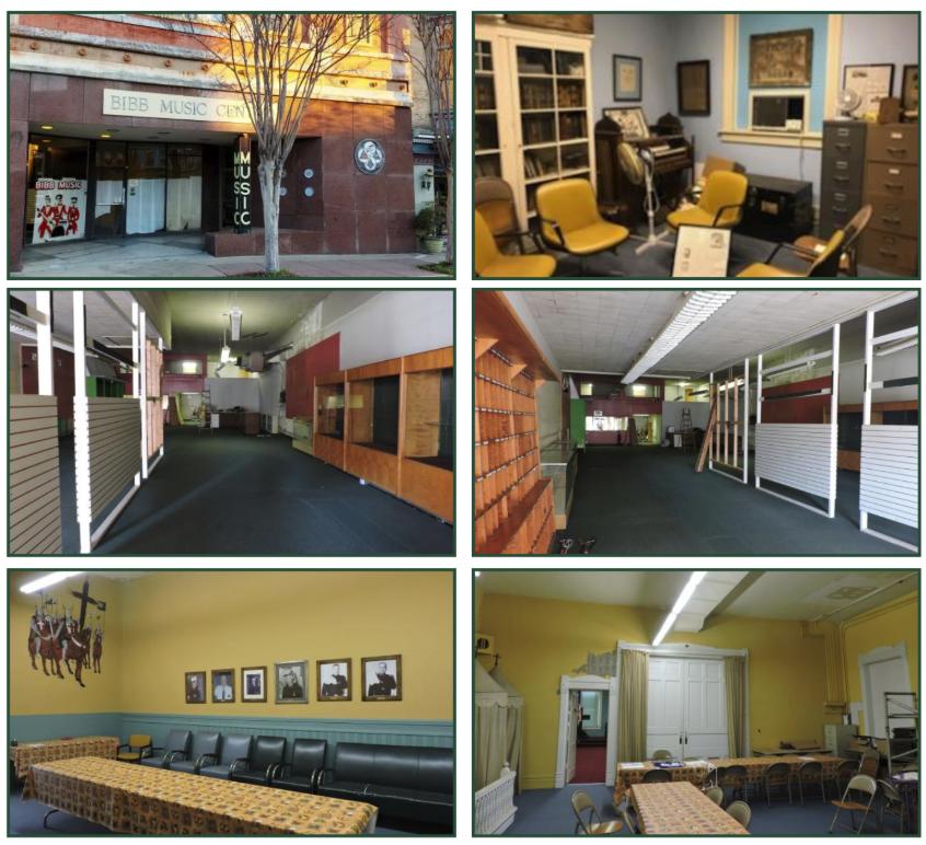 Former Bibb Music Center | GeorgiaCommercialRealEstate.net
