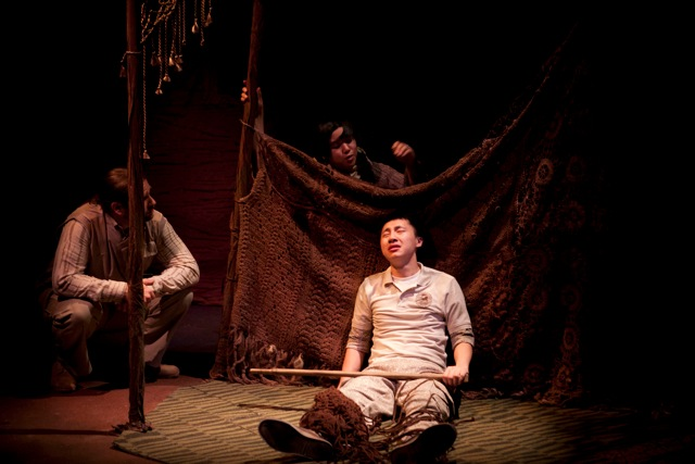 Pedro and the War: A Cantata (2012)