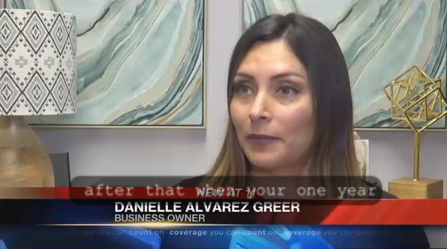 WRCBv News Channel 3 - Chattanooga is named No. 1 for city with lowest costs for startup businessesJanuary 9, 2018 - WRCBtv News Channel 3 featured our own Happy Family Coach, Danielle Alvarez Greer, discussing the benefits of owning a small business in Chattanooga.