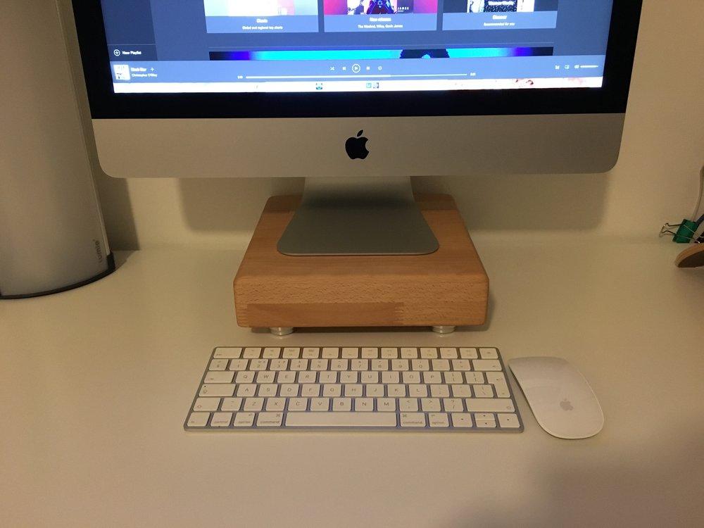 The iMac.