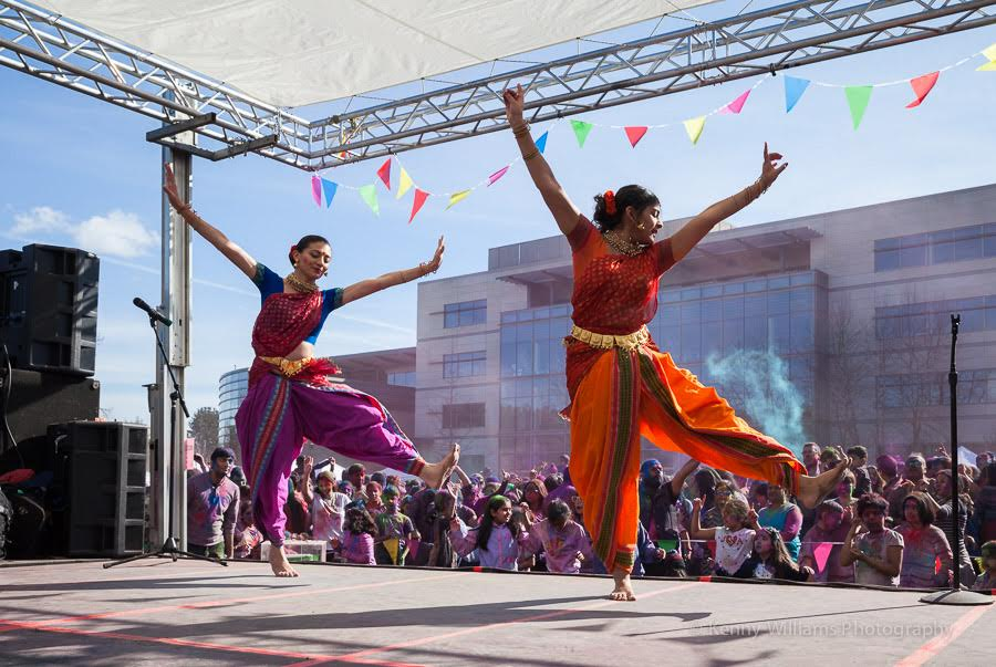 - FESTIVAL OF COLORS PERFORMANCES AND TOURS