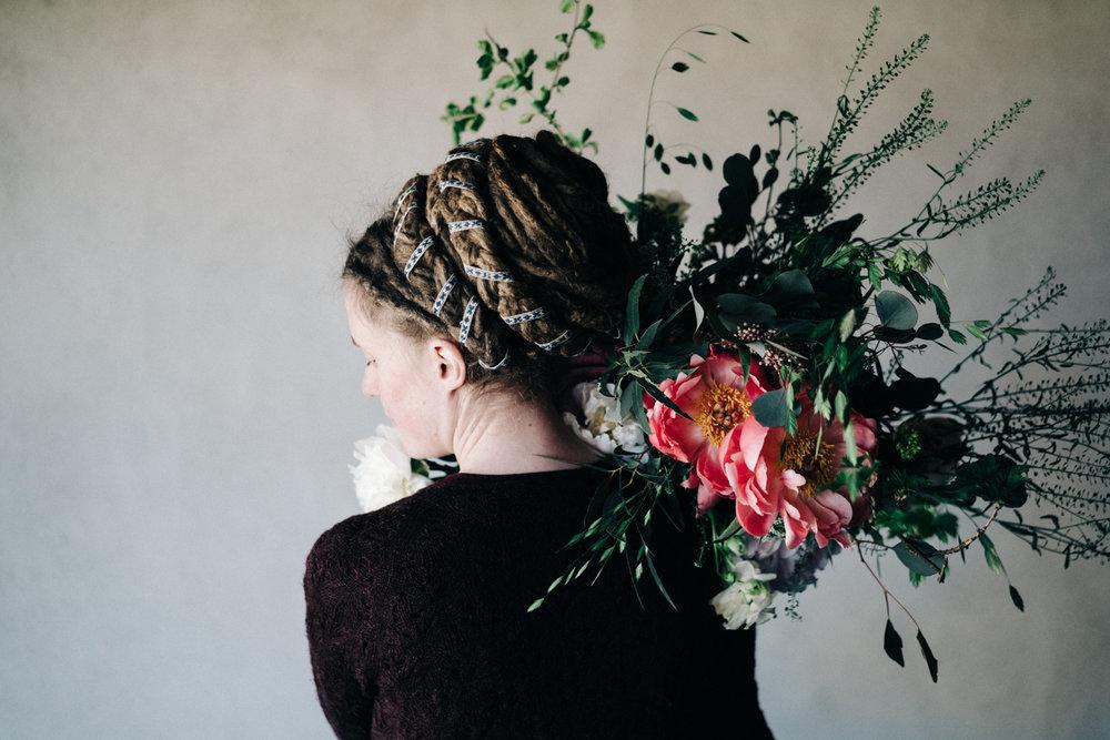 olivia - Akvarell 50 x 70 cm, 526 krKÖP