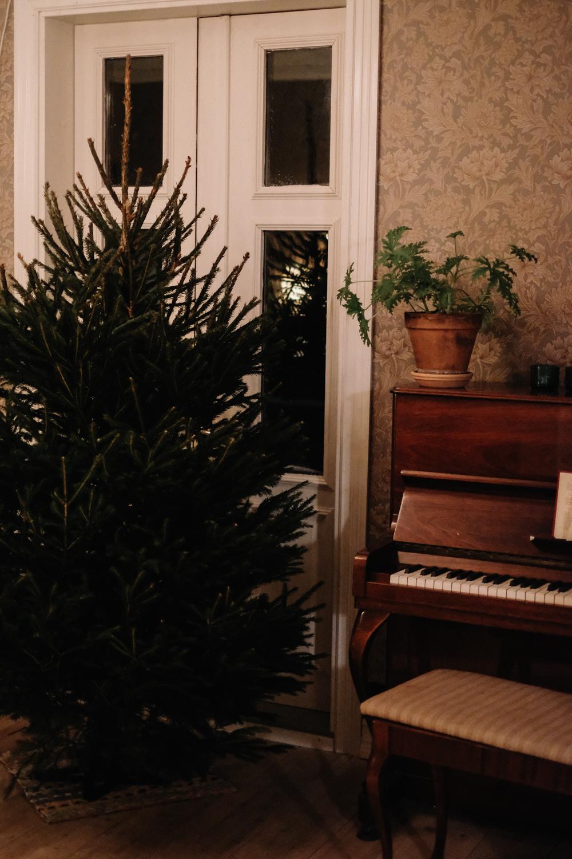 December är så fint. Jag älskar verkligen adventstid.