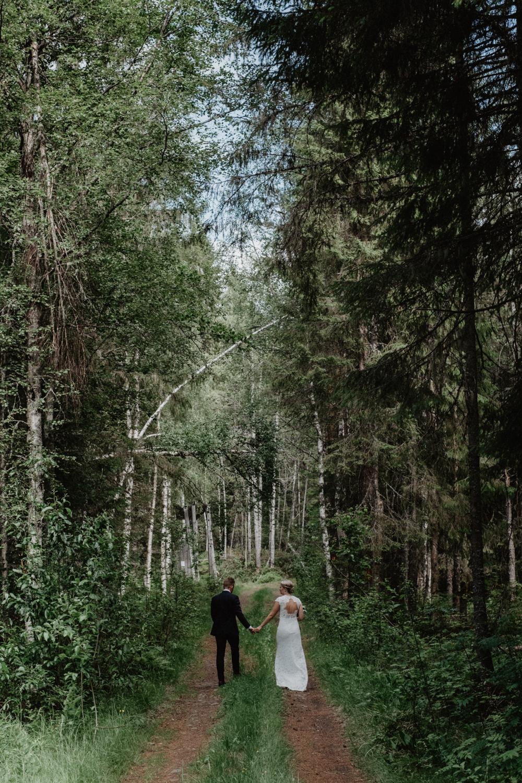 Linn och Victor -