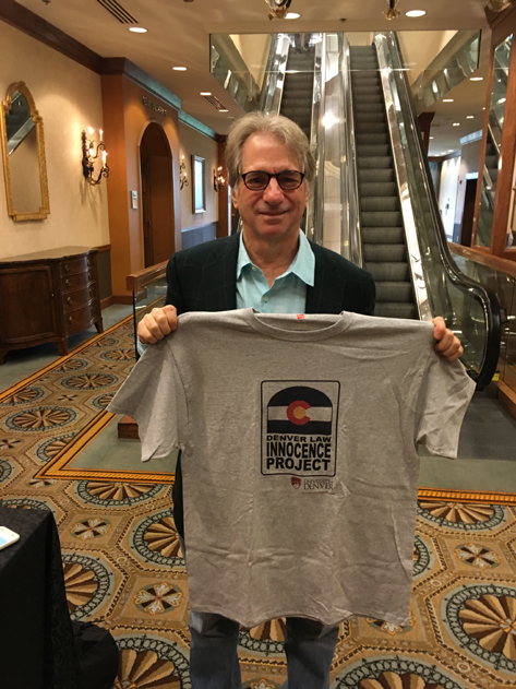 Barry Scheck, co-founder of the Innocence Project