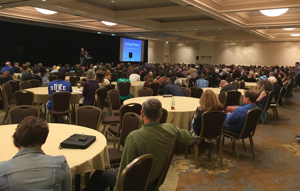 Closing remarks by Peter Neufeld and Barry Scheck, co-founders of the Innocence Project. More than 750 participants gathered in San Diego at this year's Innocence Network Conference. There were staff from 59 different Innocence organizations from around the world, and 190 exonerees who spent at total of 2,953 years wrongfully imprisoned (222 years were on death row)