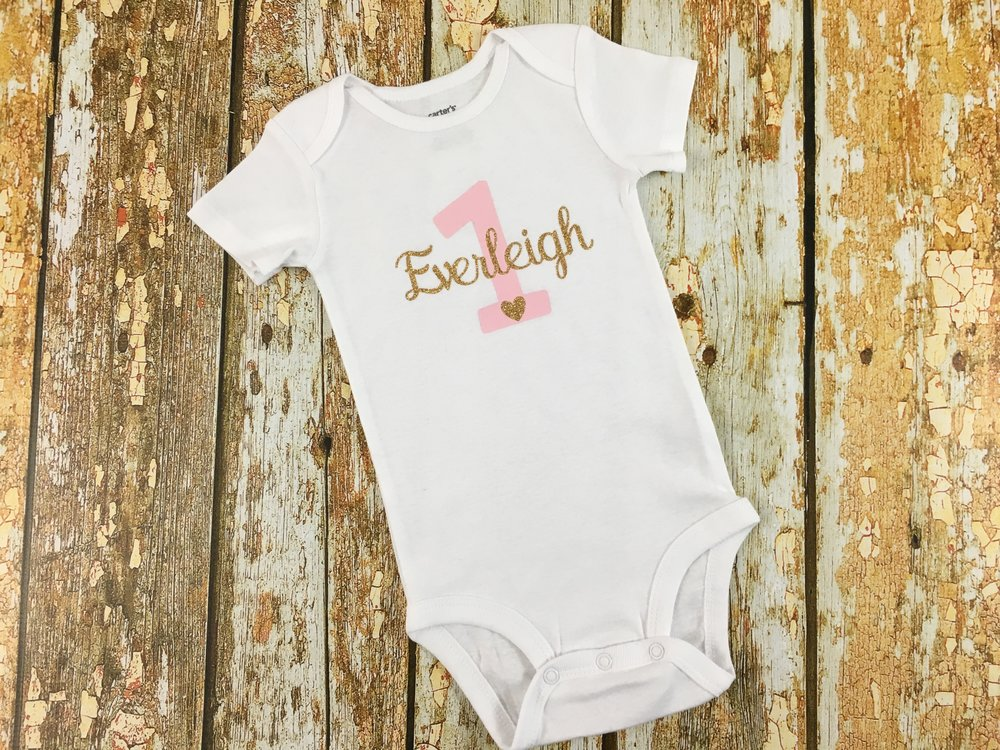 Personalized Birthday Shirt Me And Baby Designs