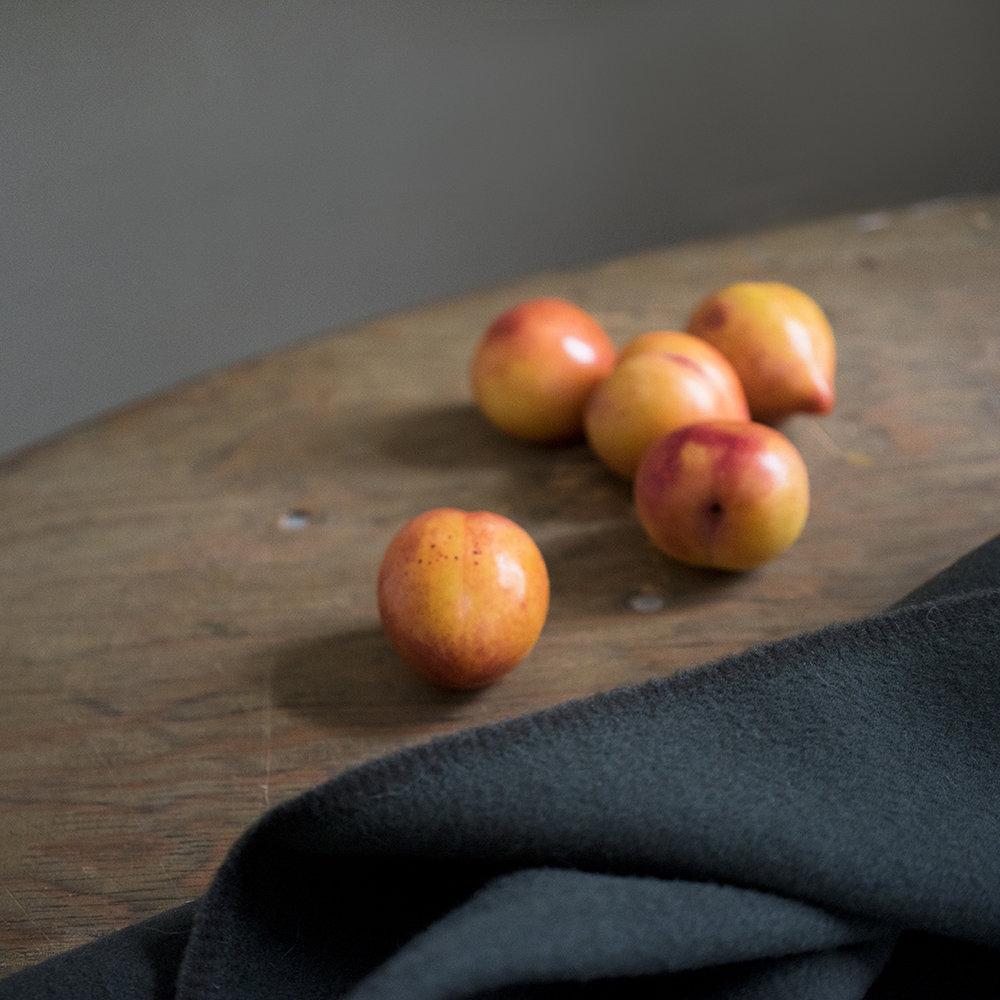 Katonah   , 2014    (5 peaches)    archival pigment print