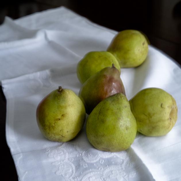 Katonah , 2013  (pears)  archival pigment print