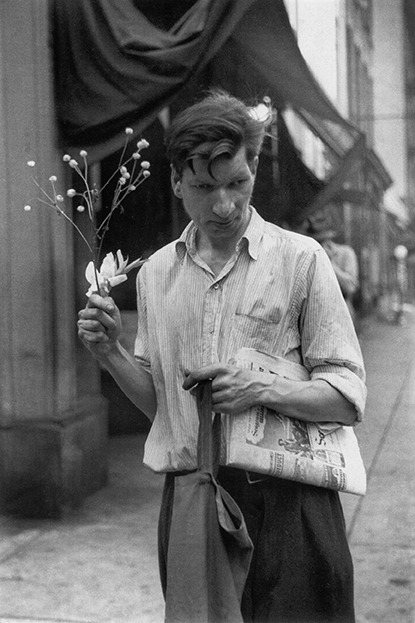 Eddie, New York, N.Y. , 1948