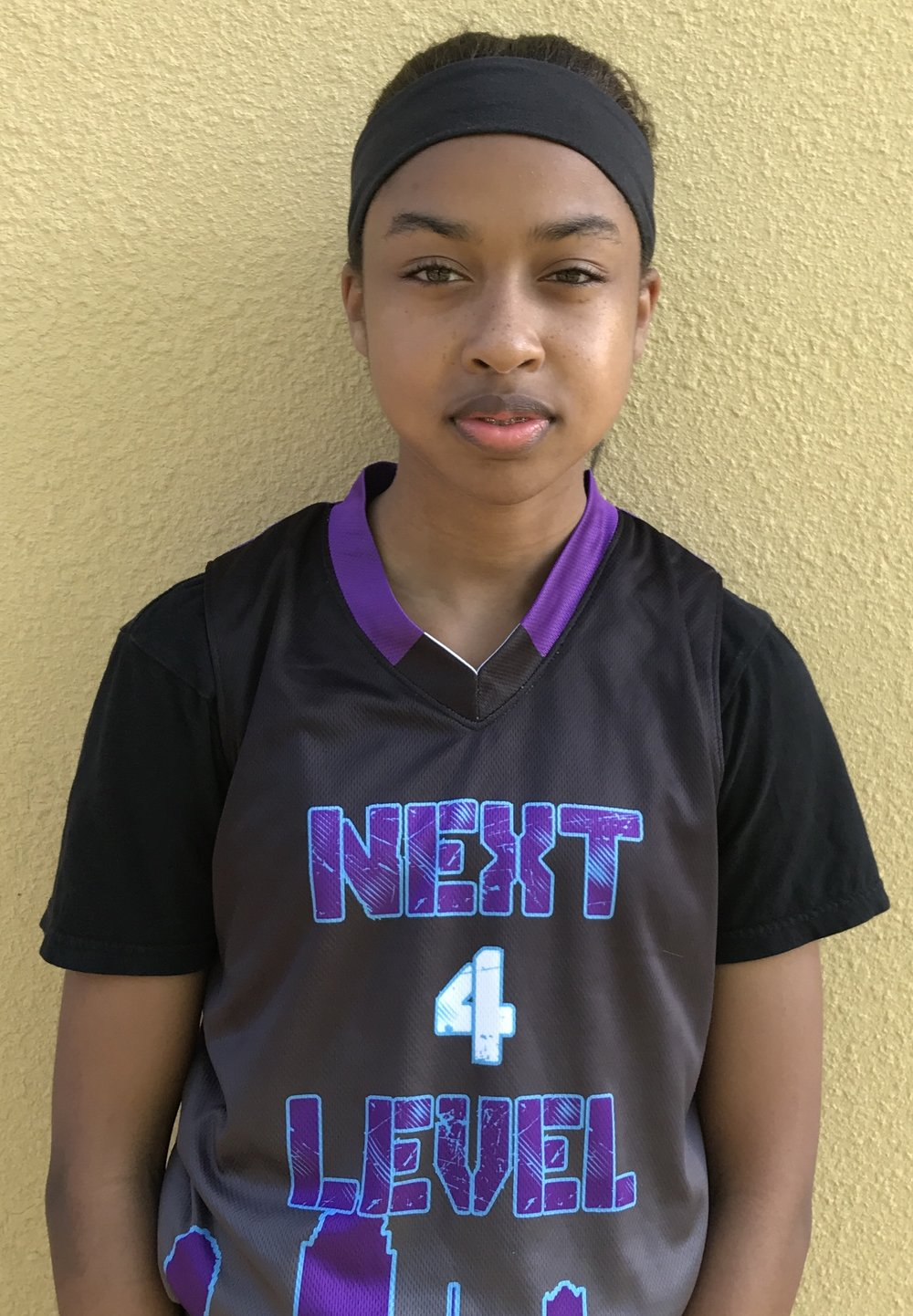 Kalea Hudson #4    School:Lamar High School    Grade:9th    Height: 5'6    Weight: 105    Postion:Guard    Top 5 Colleges:Memphis, Arizona State, UCLA, Arkansas, UCONN