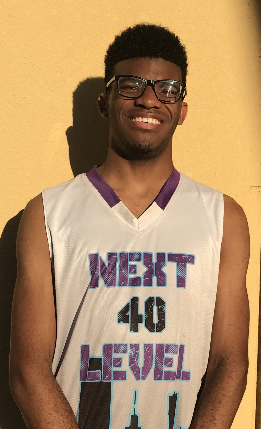 Joshua Gilbert #40    School: Ridge Point High School    Grade: 10th    Height:6'5    Weight: 195    Position: Post    Top 5 Colleges: UH,UCONN, Duke, Syracuse, Villinova