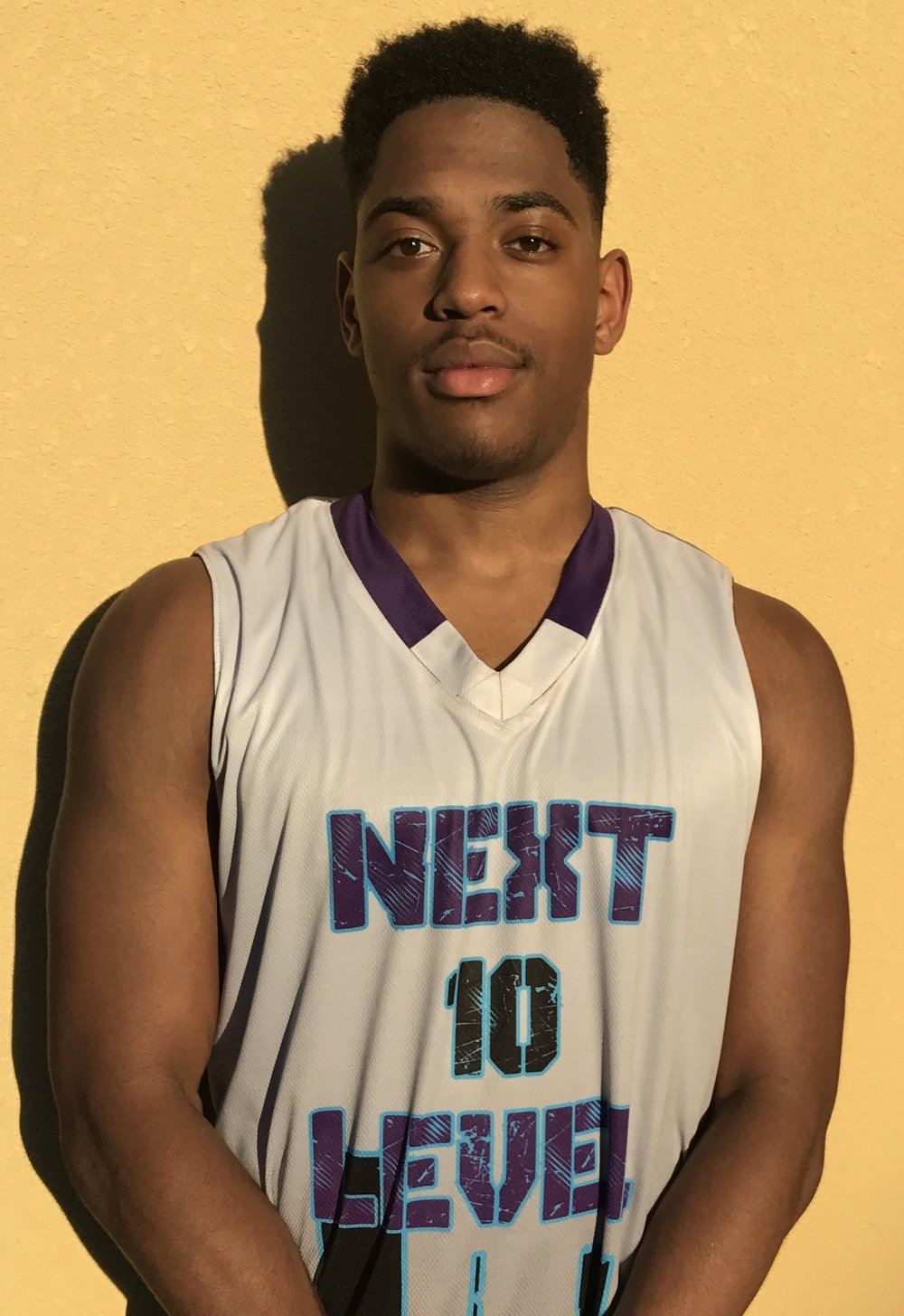 David Lowery #10    School: Elkins High School    Grade: 11th    Height: 5'10    Weight:182    Position: Guard    Top 5 Colleges: UT- Tyler, TLU, UMHB, UT- Arlington, West Texas A&M