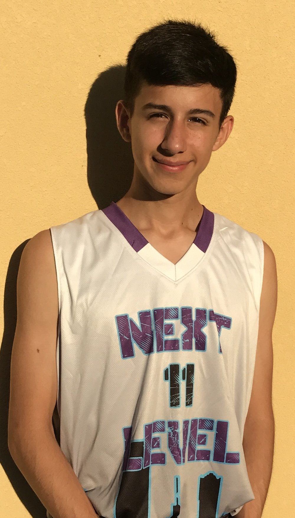 Matthew Riojas #11    School: Ridge Point High School     Grade: 10th     Height: 5'11    Weight: 120    Position: Forward    Top 5 Colleges: UT, Rice, FSU, Florida, Baylor