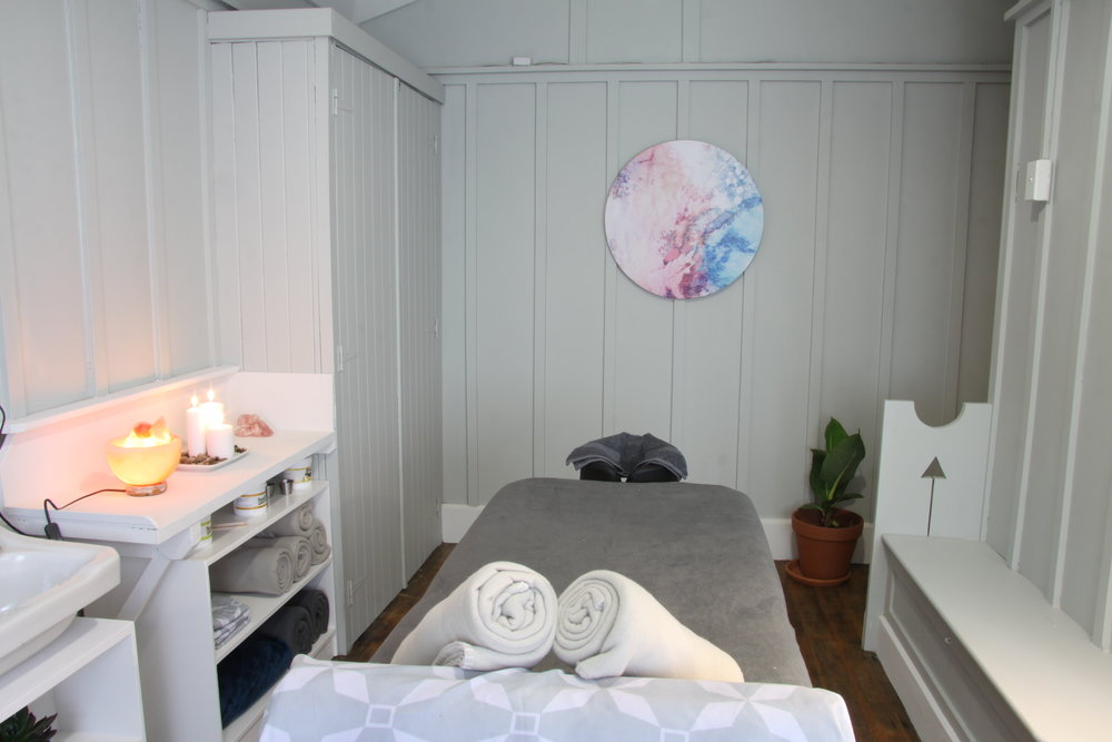 Your Studio offers a range of affordable relaxation and stress reduction massages using traditional Swedish Massage techniques. Located in a relaxing and peaceful setting, you can step out of your everyday life and be pampered from head to toe.  Massage has many incredible benefits that help the mind, body and soul relax.
