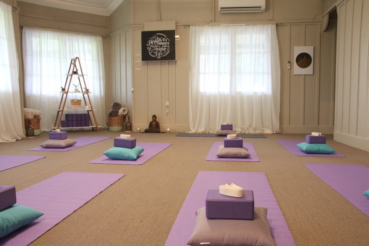 Boutique Style Yoga Classes Are All Held At The Beautiful And Peaceful Your Studio Invercargill Cottage